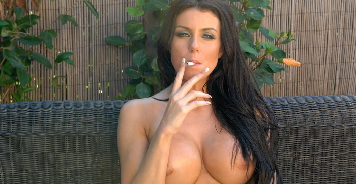 7514 - Fiona Smokes Topless Outside_m,