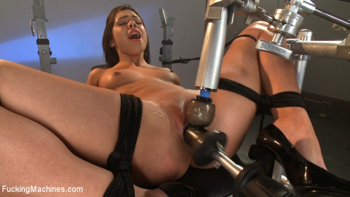 WATCH or DOWNLOAD --->>> 2870 - Ring The Alarm - Hot, New 18 Year Old Bound And Machine Fucked
