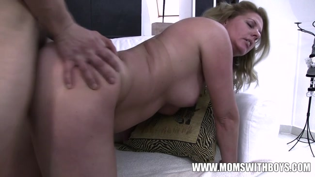 White girls gag on black cum