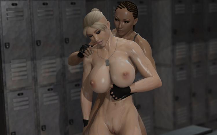 from Gabriel mortal kombat porno lesbico