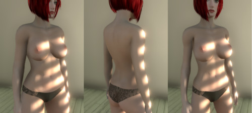 81070 Body Morph m - Whoreizon - Alpha 0.3 [Alice]