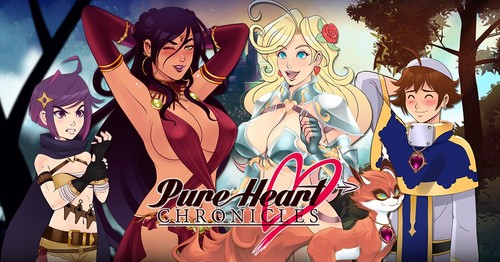 1 m - Pure Heart Chronicles [v1.1.0] (Arkamsoft)