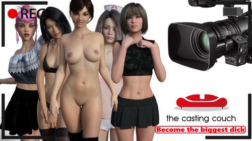 88616 casting couch banner m - The Casting Couch [v1.9] [Hentami] - Update