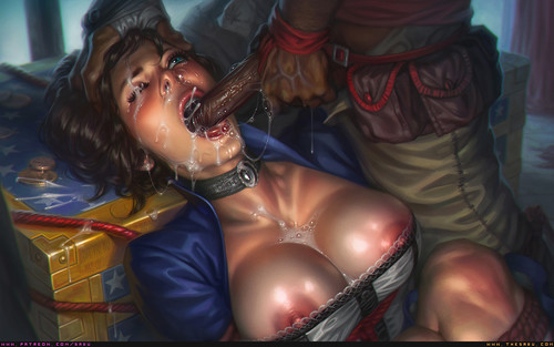 Elizabeth LOW TEARS m - Sex-Arcade The Game (v0.0.9) [Sabugames]