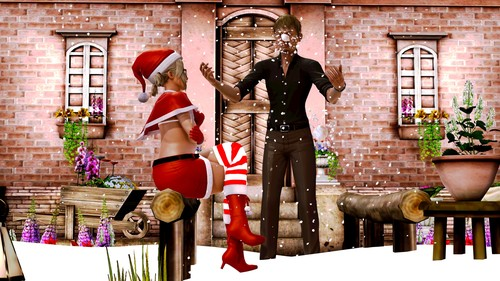 Max's life v0.7.5 Xmas + Walkthrough (KUGGAZER)
