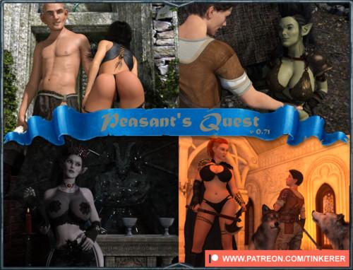 Peasant's Quest - Version 0.71 [Tinkerer]