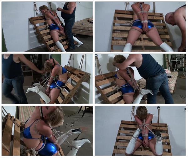 Hard, brutal bondage_409