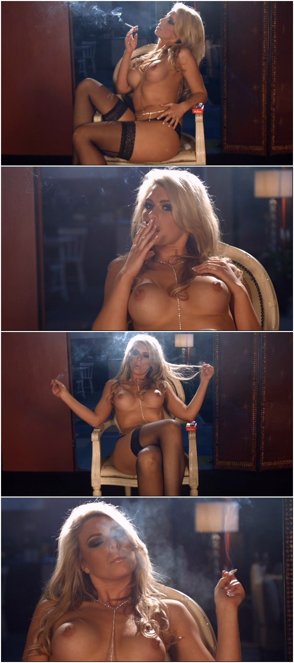 Luci_Jones_Smoking_Marlboro_Reds_Topless_In_Stockings.1,
