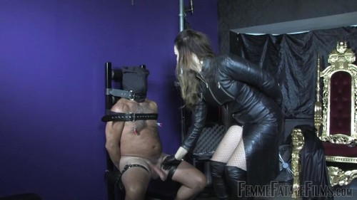 Femme Fatale Films – Mistress Serena – MP4/HD – The Hard Way