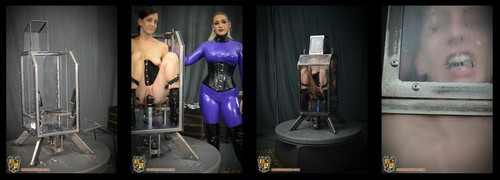 Houseofgord: Bound in the Box