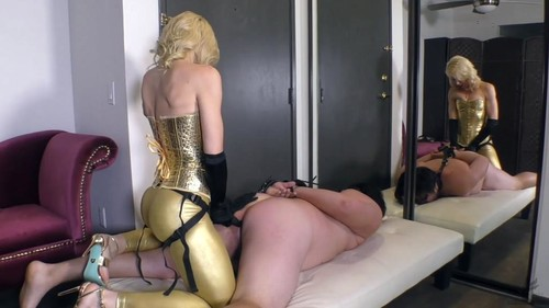 Janira Wolfe – MP4/Full HD – Establishing the Domme-slave Dynamic