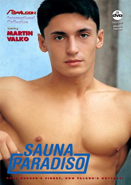 Falcon International  Sauna Paradiso Cover