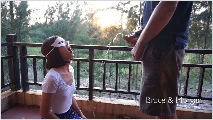 BruceAndMorgan – Hard Art Piss – bam 17 04 18 a sparkling golden shower