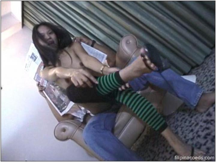 FilipinaCoeds Cutie Carmen takes pleasure sucking dick