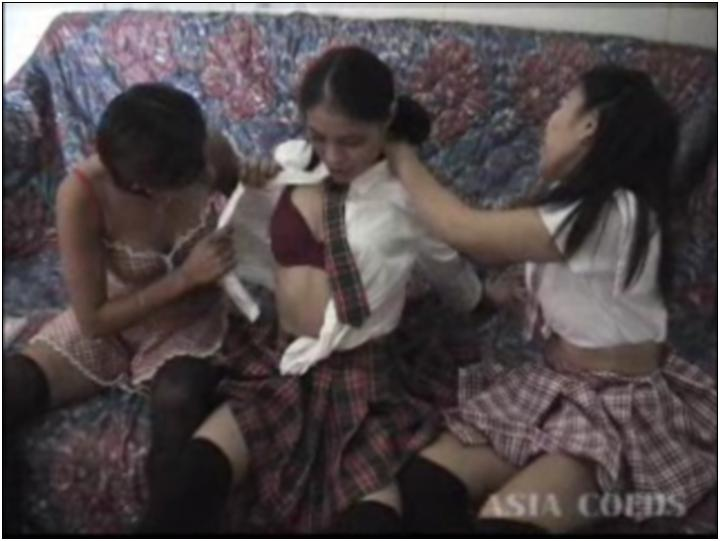 FilipinaCoeds Alex  Ada & Cjoy