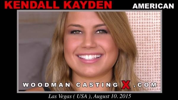 [WoodmanCastingX] Kendall Kayden (* Updated * / Casting X 156 / 26.03.16) [Anal, Deep Throat, Ass Licking, Swallow, Casting, All S…