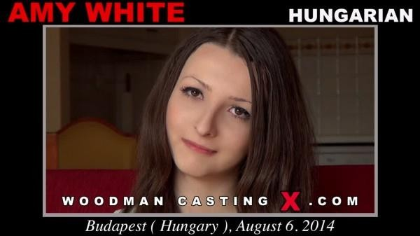 [WoodmanCastingX] Amy White (* Updated * / Casting X 129 / 28.03.16) [Anal, Deep Throat, Ass Licking, Swallow, Casting, All Sex,]