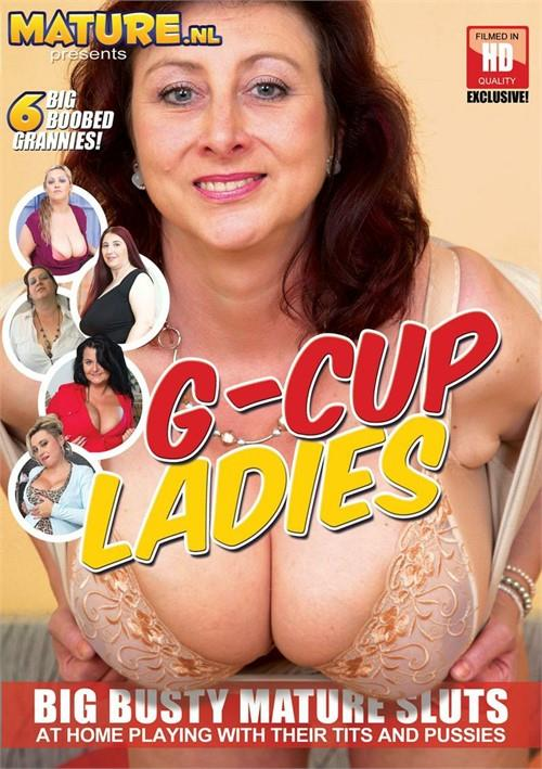 G-Cup Ladies (Mature) [2017, All Sex, Big Boobs, Grannies, Masturbation, Mature, Sex Toy Play, DVDRip]