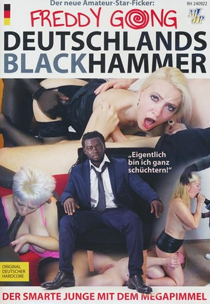 Freddy Gong Deutschlands Blackhammer – Der Smarte Junge Mit Dem Megapimmel (MJP) [2017, All Sex, DVDRip]