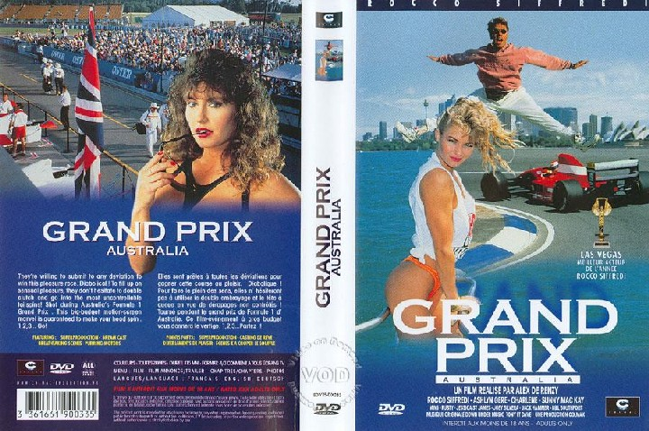 Grand Prix Australia  (Alex DeRenzy, VCA) [1992, Feature, Foreign, WEB-DL, 540p]