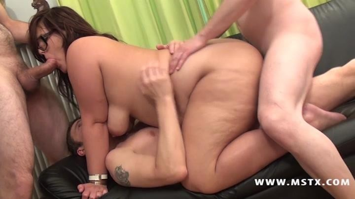 [MSTX] Marion (19.11.2015) Marion von belgarce gang bang [Anal, BBW, Big Butt, Big Tits, DP, Fat, GangBang, Hardcore, Interracial]