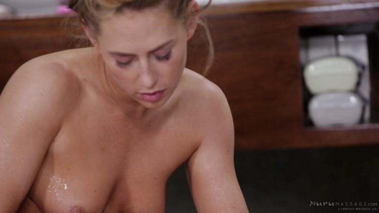 Nuru Massage  - Carter Cruise & Whitney Wright - The Happy Ending  21.02.2018 - 1080p Free Download From pornparadise.org