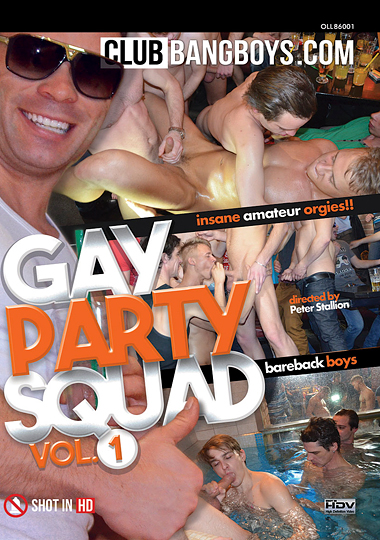 Gay Party Squad (2016)