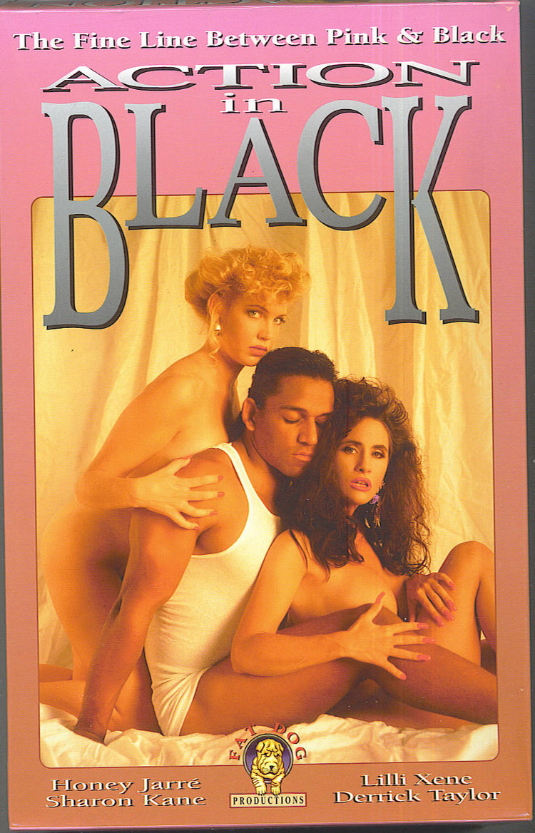 Action In Black (1992)