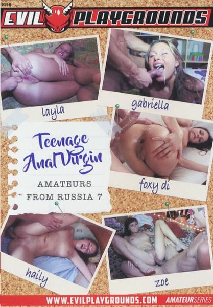 Teenage Anal Virgin Amateurs From Russia 7 (2017/WEBRip/Standard Quality SD)