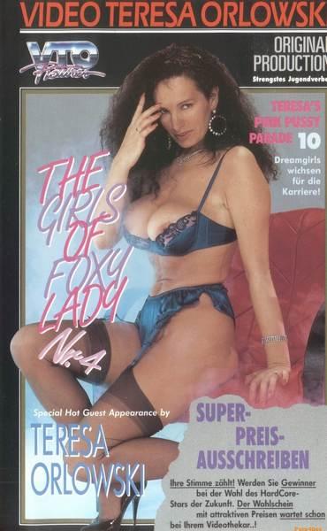 The Girls Of Foxy Lady 4 (1988/VHSRip)