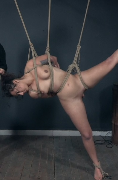 Piggy In a Hogtie - Minnow Monroe