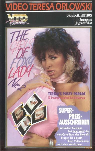 The Girls Of Foxy Lady 2 (1986/VHSRip)