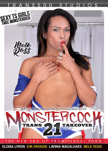 Monster Cock Trans Takeover 21 (2018)