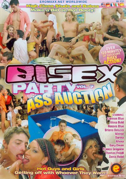 BiSex Party 7 - Ass Auction (2008)