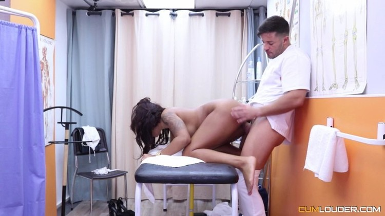 The Fucking Clinic - Cum Louder - Sheyla Gomez - Kiss of the spider monkey - 09.03.2018 Free Download From pornparadise.org
