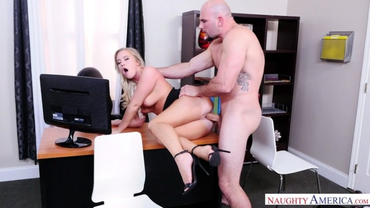 Naughty Office  - Bailey Brooke - 23901  12.03.2018 - 720p Free Download From pornparadise.org