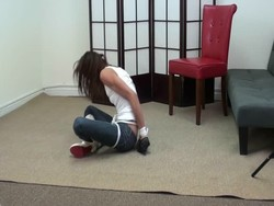 Katie-C-Love-Blue-Jeans-White-Boots-1-HD-WMV