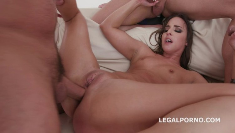 LegalPorno - 7on1 DAP Gangbang with Amirah Adara Balls Deep Anal DAP GIO600 - 13.03.2018 - 480p Free Download From pornparadise.org
