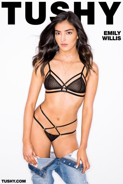 Emily Willis - Waiting To Be Gaped - SD (/Tushy.com/429 MB)