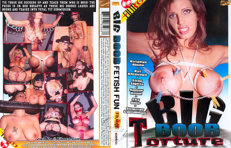 Big Boob Torture,