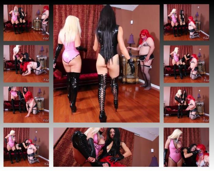 Clubdom - Mistress Tangent, Sunny Chase - Tangent And Sunny Chase Anal Stretch - [FullHD - 1080p]