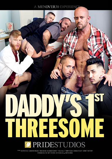 Daddy's 1st Threesome (2017)