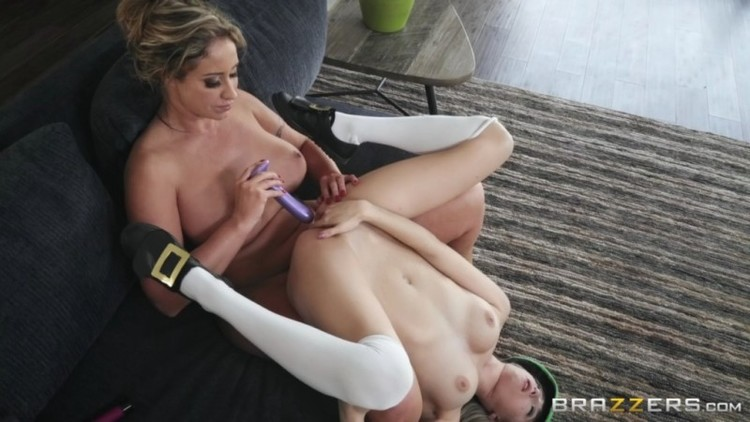 Hot And Mean - Carolina Sweets & Eva Notty - Pot O' Dongs - 17.03.2018 - 720p Free Download From pornparadise.org