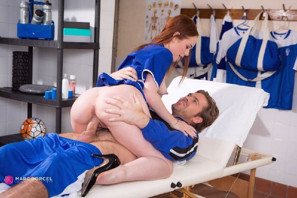 Ella Hughes - That Massage Turns Sexual - SD (2018/DorcelClub.com/349 MB)