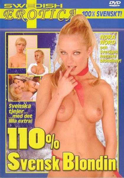 110 Percent Svensk Blondin (2006/DVDRip)