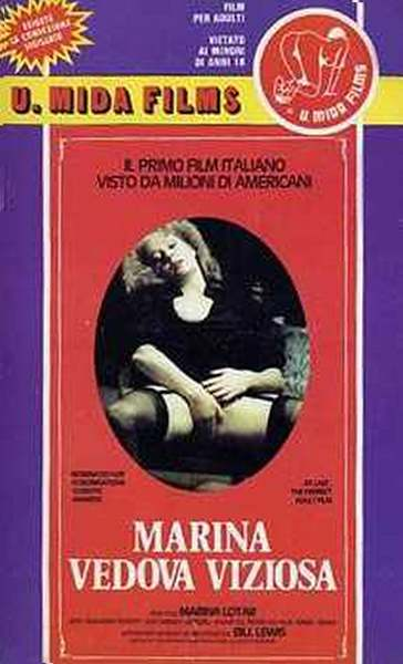 Marina Vedova Viziosa / Return of the Swedish Aunt (1985/VHSRip)