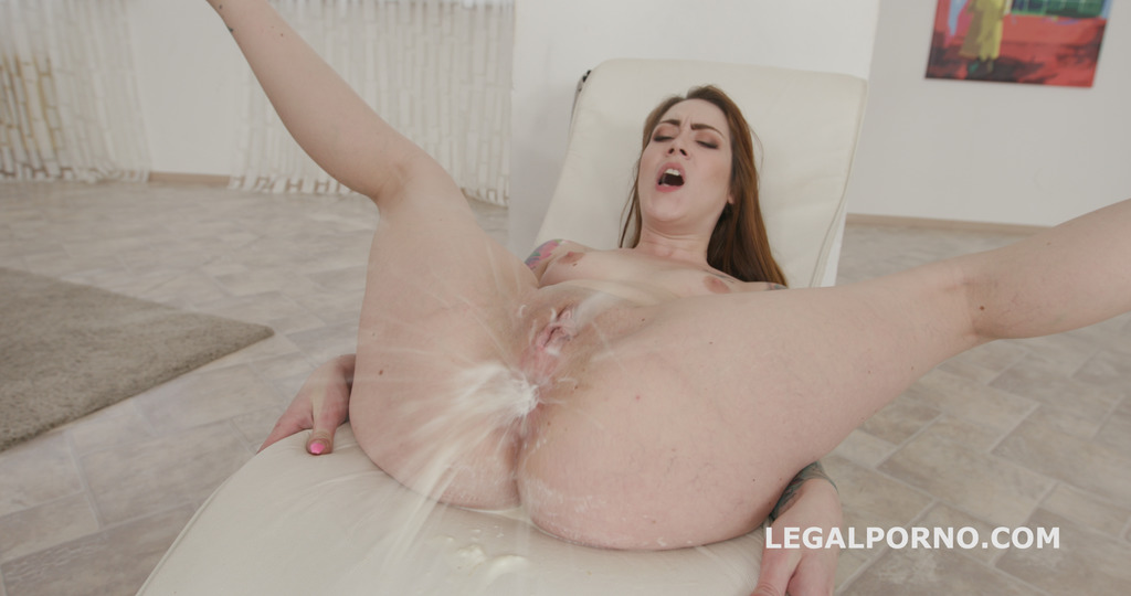 LegalPorno - Giorgio Grandi - Intimacy with Foxy Sanie First Time At LP / Anal Toys / Cream / Farts GIO606