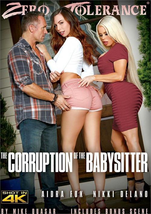 The Corruption Of The Babysitter (2017) WEBRip/SD