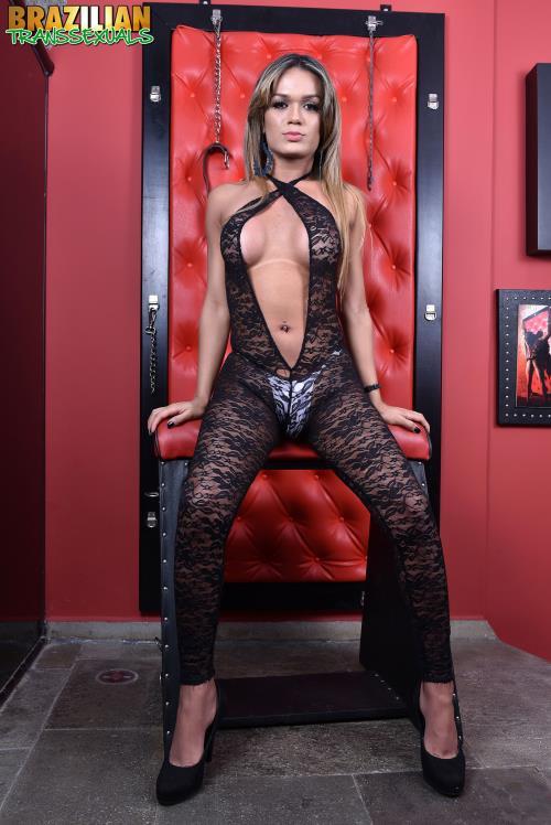 Brazilian-Transsexuals.com - Juliana Leal - Sexy Juliana Leal New Solo [HD 720p]