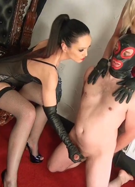 Slave To Our Leather Gloves